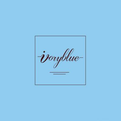 Ivoryblue Caffé - Blue Box